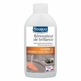 Rénovateur de brillance pour marbre et pierres naturelles - 250 ml - STARWAX