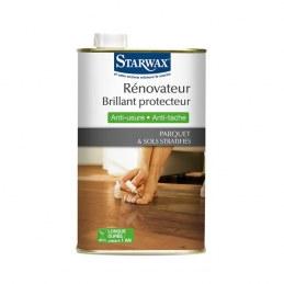 Rénovateur longue durée - Parquet et sols stratifiés - STARWAX