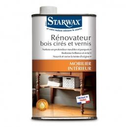 Rénovateur pour bois cirés et vernis - 500 ml - STARWAX