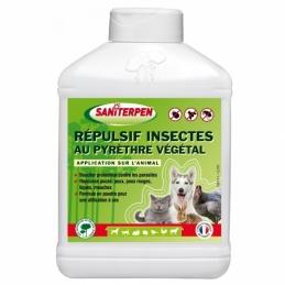 Répulsif insectes au pyrèthre végétal - 200 Grs - SANITERPEN