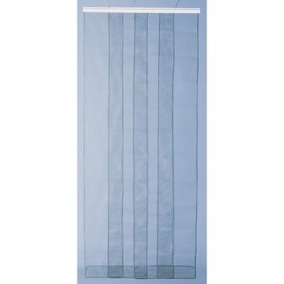 Rideau de porte moustiquaire Arles - 4 bandes - 100x220 cm - MOREL