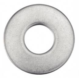 Rondelle plate large - Inox - 12 x 3 mm - Lot de 200 - ACTON