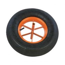 Roue de brouette gonflable - D: 400 mm - GA40/250 de ALTRAD