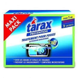 Activateur biologique - Traitement pour fosses - 1 An - TARAX