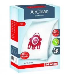 Sac aspirateur HyClean 3D Efficiency FJM - 4 sacs + 2 filtres - MIELE