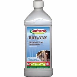Désinfectant Odorisant Box & Van - Pin des landes - 1 L - SANITERPEN