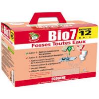 Bio7 spécial fosses toutes eaux - 24 sachets [Cuisine]