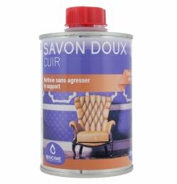 Savon doux pour cuir - Nettoie sans agresser - 250 ml - BIOCIME
