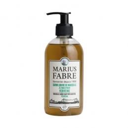 Savon liquide de Marseille à l'huile d'olive - Verveine - 400 ml - MARIUS FABRE
