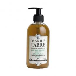 Savon liquide de Marseille à l'huile d'olive - Chèvrefeuille - 400 ml - MARIUS FABRE