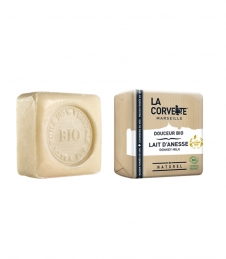 Savon Douceur - Bio - Lait d'Anesse - 100 Grs - LA CORVETTE