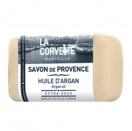 Savon de Provence - Huile d'Argan - 100 Grs - LA CORVETTE