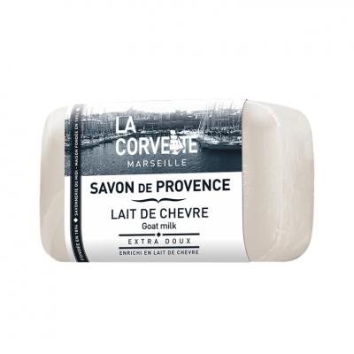 Savon de Provence - Lait de chèvre - 100 Grs - LA CORVETTE