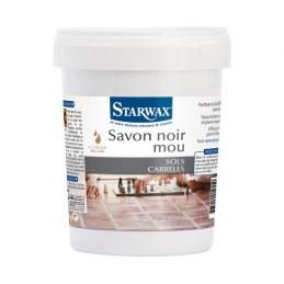 Savon noir mou - Sols carrelés - 1 Kg - STARWAX