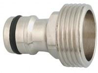 Adaptateur mâle / 20 x 27 mm - CAP VERT
