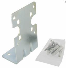Support métallique pour filtre - Fixation murale - GF Water Filtration