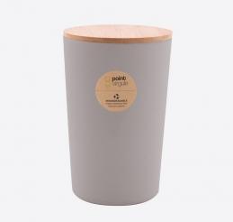 Boîte en fibre de Bambou - Biodégradable - Gris - 1.3 L - POINT VIRGULE