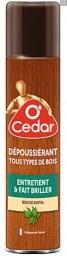 Dépousiérant tous types de bois - 300 ml - O'CÉDAR