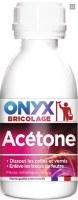 Acétone - 190 ml - ONYX