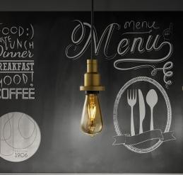 Ampoule LED à filament - Vintage Édition 1906 - E27 - 4 W - OSRAM