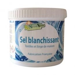 Sel blanchissant textiles - 500 Grs - KINETOIVERT