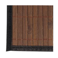 Set de table - Casa - Bambou brun foncé - KELA