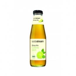 Sirop Bio de Citron vert pour Sodastream - 500 ml
