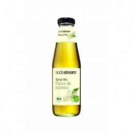 Sirop Bio de fleur de sureau pour Sodastream - 500 ml