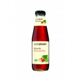 Sirop Bio de Rhubarbe pour Sodastream - 500 ml