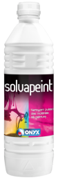 Solvapeint - Nettoyant puissant matériel peinture - 1 L - ONYX