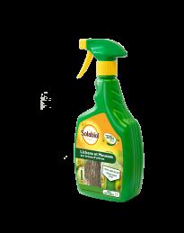 Anti-mousse - Mousses sur troncs - origine végétale - 1 L - SOLABIOL
