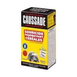 Souricide - Foudroyant - Céréales - 100 Grs - CAUSSADE