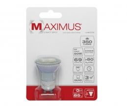 Spot LED - GU10 - 5 Watts - Maximus - DURACELL