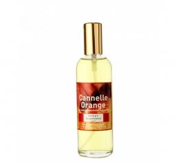 Vaporisateur d'ambiance - Cannelle / Orange - 100 ml - LAMPE DU PARFUMEUR