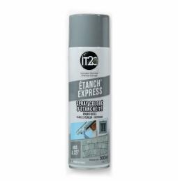 Spray d'étanchéité liquide - Gris - 500 ml - IT2C