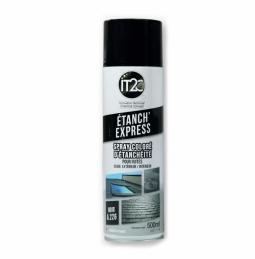 Spray d'étanchéité liquide - Noir - 500 ml - IT2C