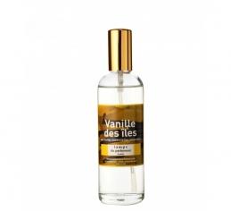Vaporisateur d'ambiance - Vanille des îles - 100 ml - LAMPE DU PARFUMEUR