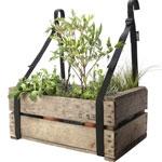 Support pot et jardinière