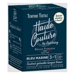 Teinture spécial machine à laver - 350 Grs - Bleu marine - HAUTE-COUTURE