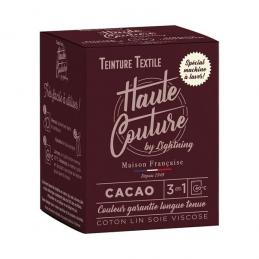 Teinture spécial machine à laver - 350 Grs - Cacao - HAUTE-COUTURE