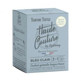 Teinture spécial machine à laver - 350 Grs - Bleu clair - HAUTE-COUTURE