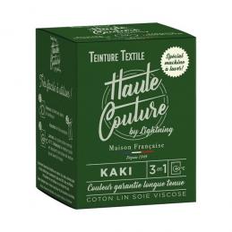Teinture spécial machine à laver - 350 Grs - Kaki - HAUTE-COUTURE