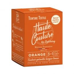 Teinture spécial machine à laver - 350 Grs - Orange - HAUTE-COUTURE