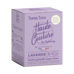 Teinture spécial machine à laver - 350 Grs - Lavande - HAUTE-COUTURE