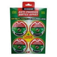 Boîte Anti Fourmis - X4 - ECOGENE