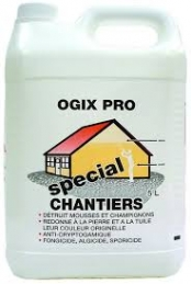 OGIX - Javel travaux professionel chantier 5L