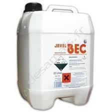Eau de javel 9.6% de chlore actif - Concentré - 20 L - BEC