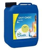 OCEDIS - Oxyspeed liquide - Oxygène actif piscine - 5L …