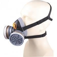 Masque respiratoire à cartouches - VENITEX