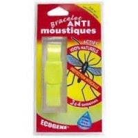 Ecogene - Bracelet Anti Moustiques [Beauté et hygiène]